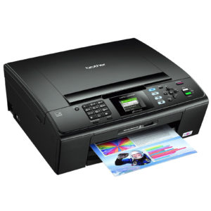 Un fax couleur en supplément