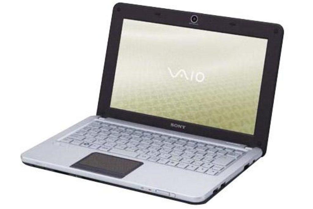 Le netbook Sony VaioP