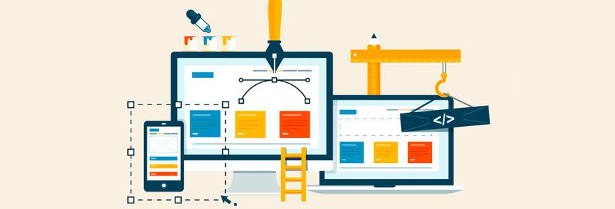 conception de votre site web